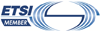 Logo des European Telecommunications Standards Institute (ETSI)